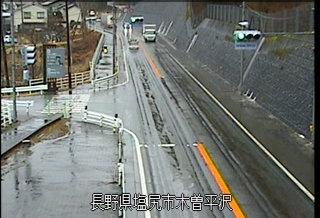 国道19号 平沢交差点のライブカメラ|長野県塩尻市