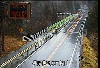 国道19号 片平橋のライブカメラ|長野県塩尻市