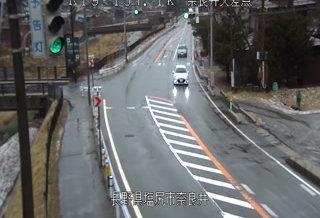 国道19号 奈良井交差点のライブカメラ|長野県塩尻市