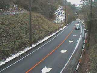 国道307号塩野のライブカメラ 滋賀県甲賀市
