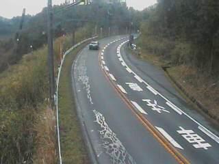 国道307号滝川橋のライブカメラ 滋賀県甲賀市