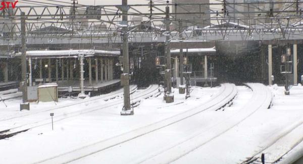 JR札幌駅のライブカメラ|北海道大空町