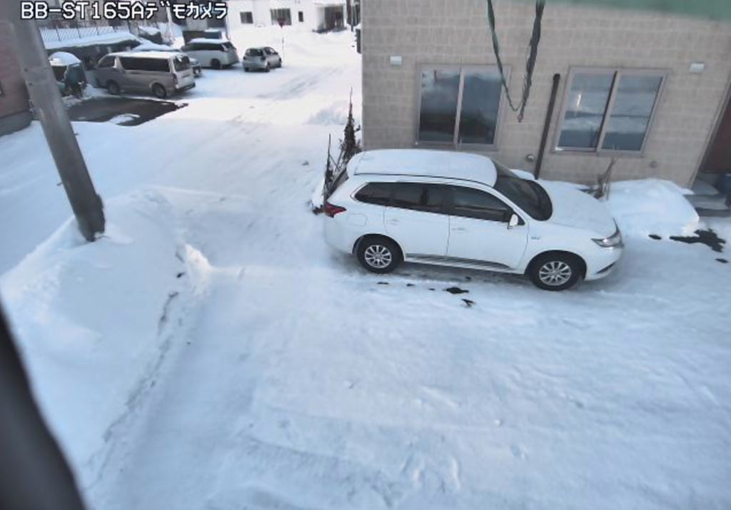 新発寒のライブカメラ|北海道札幌市手稲区