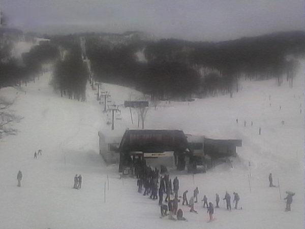 たんばらスキーパーク(第2リフト)のライブカメラ・天気・地図|群馬県沼田市