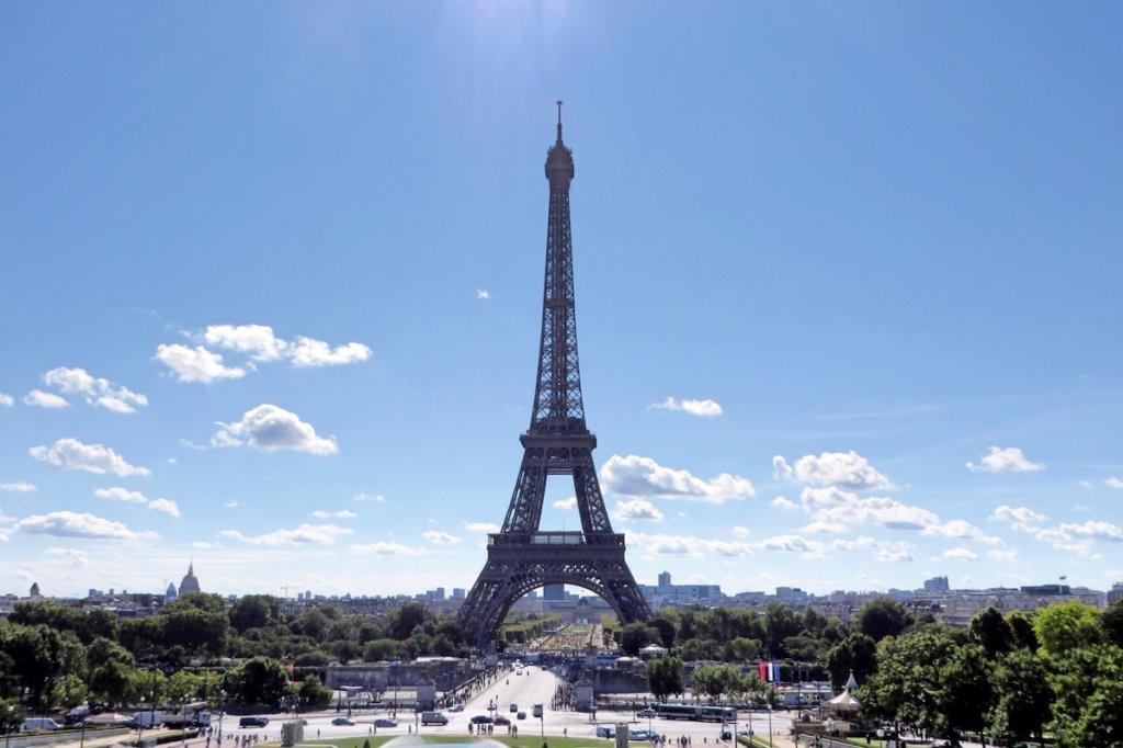 エッフェル塔のライブカメラ|フランス・パリ