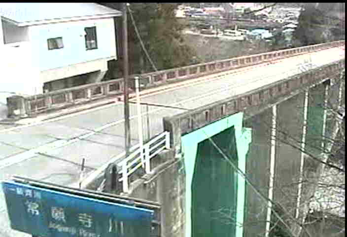 富山立山公園線芦峅寺(芳見橋)のライブカメラ|富山県立山町