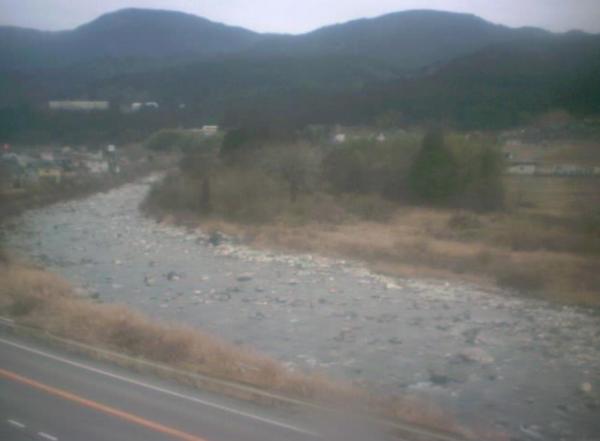 付知川島田橋上流のライブカメラ|岐阜県中津川市