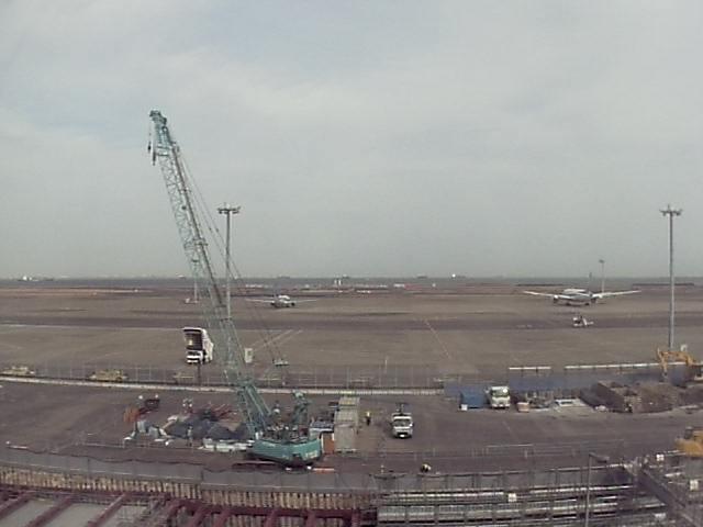 JAL羽田空港(東京国際空港)1番のライブカメラ|東京都大田区