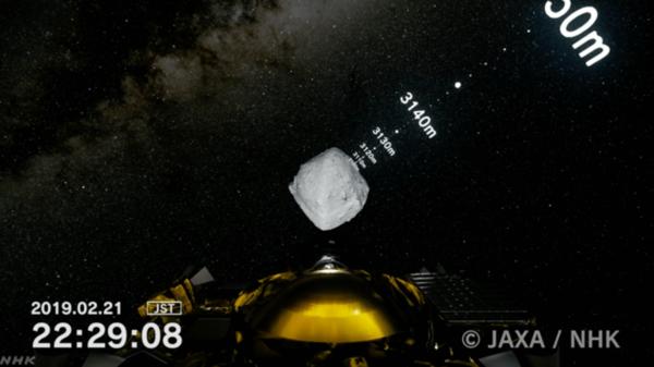 小惑星探査機「はやぶさ2」 の宇宙データライブ中継