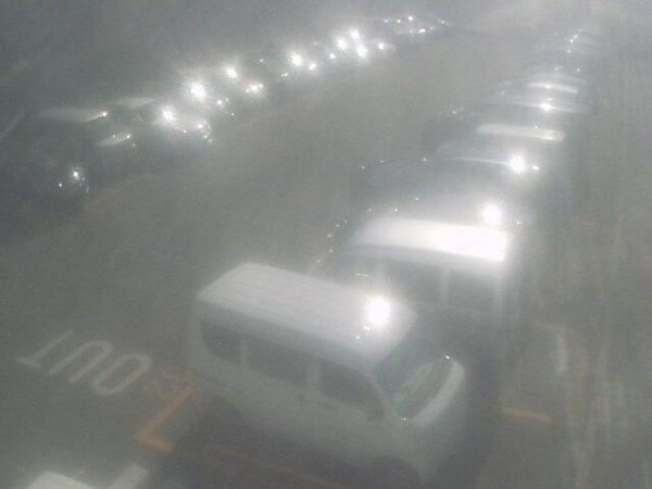NTTルパルク木更津第1駐車場のライブカメラ|千葉県木更津市