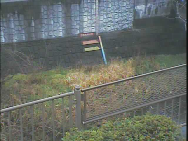 恩田川 高瀬橋のライブカメラ|東京都町田市