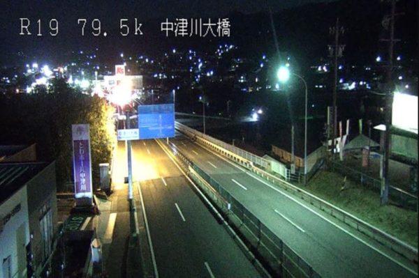 国道19号 中津川大橋のライブカメラ|岐阜県中津川市
