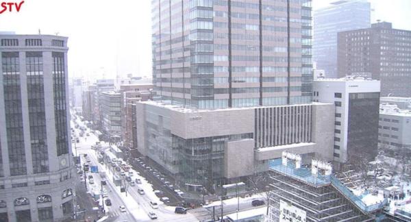 STV札幌大通公園西4丁目のライブカメラ|北海道札幌市中央区