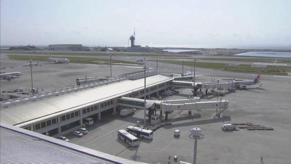 那覇空港のライブカメラ(琉球朝日放送)|沖縄県那覇市