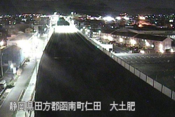 国道1号 伊豆縦貫自動車道 大土肥のライブカメラ|静岡県函南町