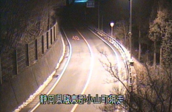 国道138号 須走1番のライブカメラ|静岡県小山町