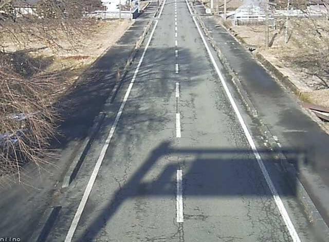 国道151号 新野のライブカメラ 長野県阿南町
