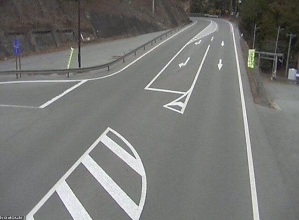 国道152号 小道木のライブカメラ|長野県飯田市