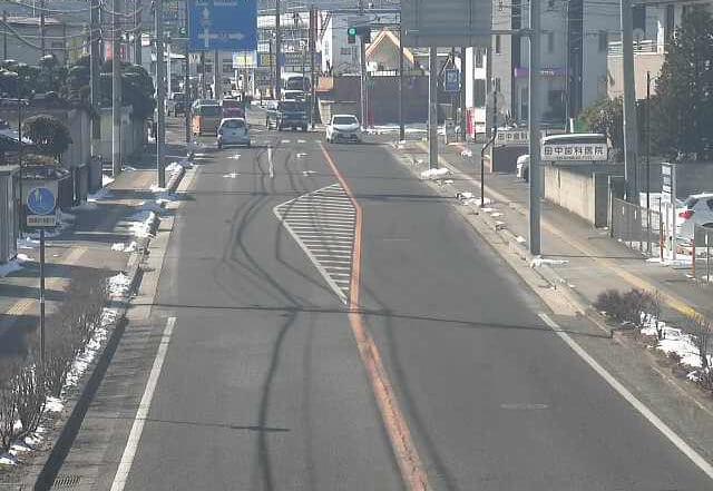 国道152号 中丸子のライブカメラ|長野県上田市