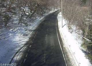 国道158号 沢渡のライブカメラ|長野県松本市