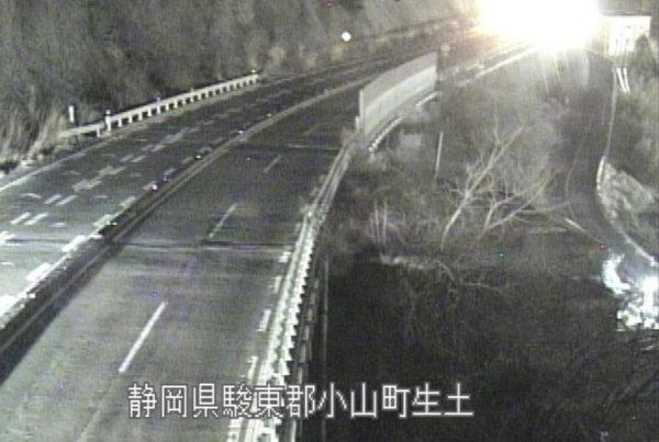 国道246号 生土2番のライブカメラ|静岡県小山町