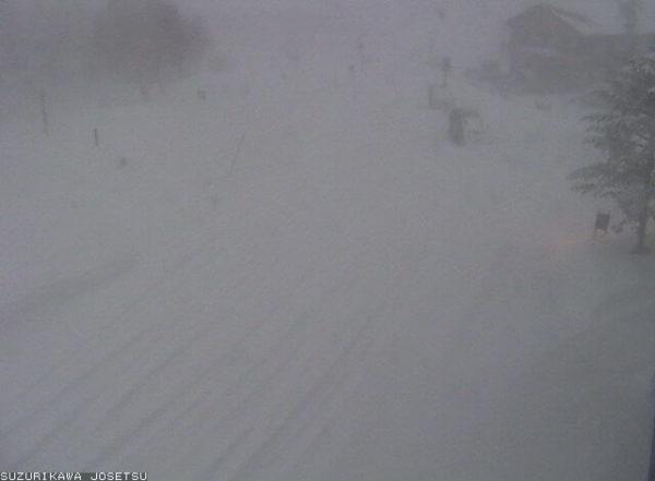 国道292号 硯川除雪ステーションのライブカメラ|長野県山ノ内町