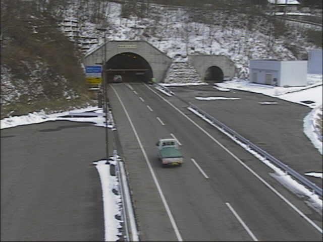 国道361号 権兵衛トンネル木曽側のライブカメラ|長野県塩尻市