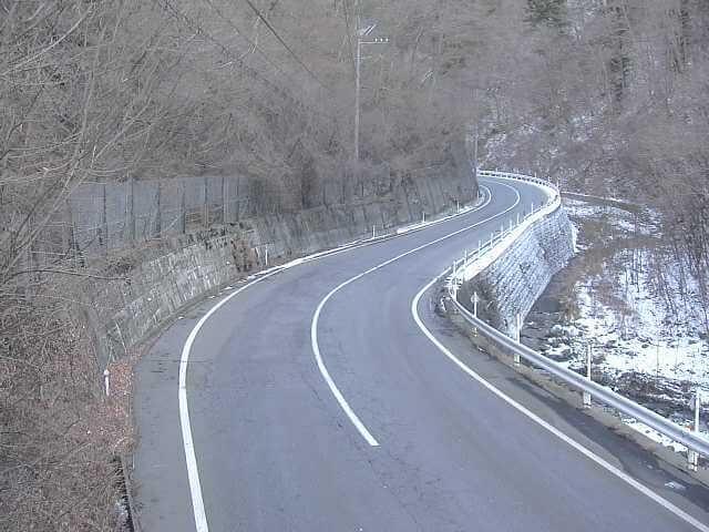 国道361号 神谷入口のライブカメラ|長野県木曽町