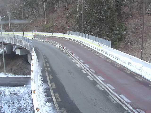 国道361号 神谷ランプ1のライブカメラ|長野県木曽町