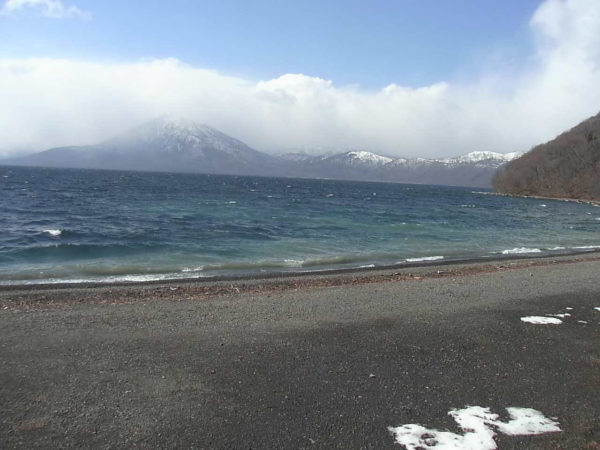 支笏湖のライブカメラ|北海道千歳市