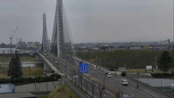 十勝大橋(十勝川)のライブカメラ|北海道帯広市