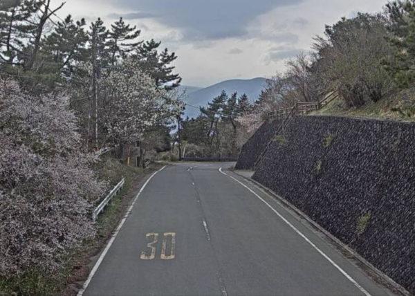 御殿場大井線 足柄峠のライブカメラ|静岡県小山町