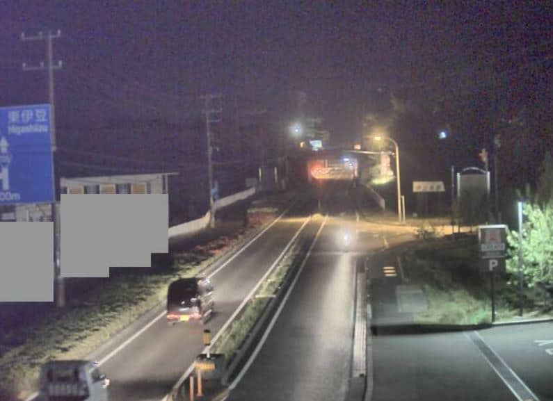 国道135号 伊豆高原のライブカメラ|静岡県伊東市