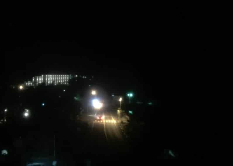 国道135号 上多賀1番(熱海方面)のライブカメラ|静岡県熱海市