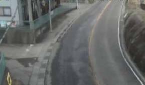 国道139号 田野倉のライブカメラ|山梨県都留市