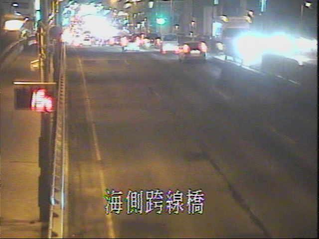 国道7号 古川跨線橋のライブカメラ|青森県青森市