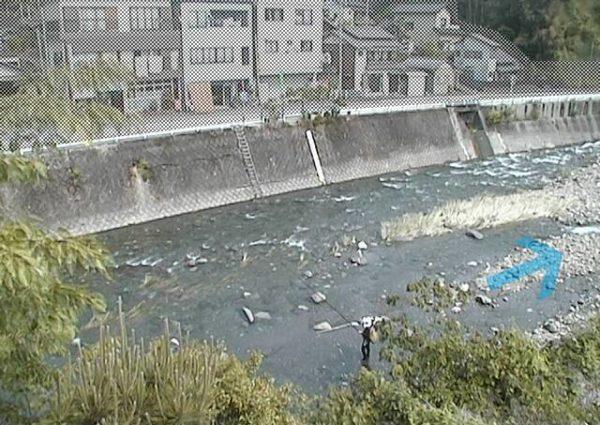 興津川 高瀬橋のライブカメラ|静岡県静岡市清水区