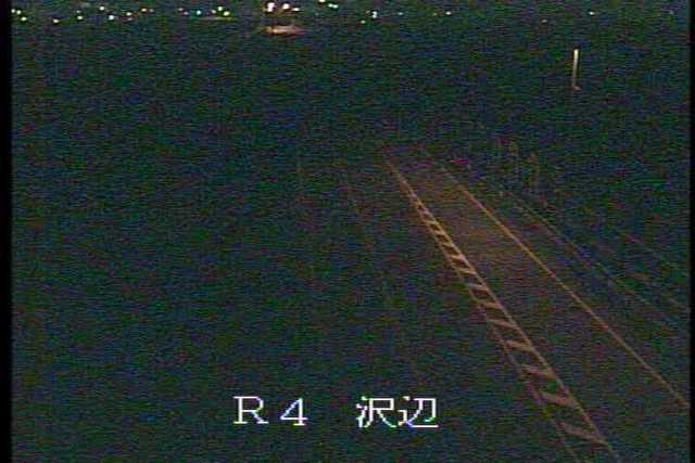国道4号 沢辺のライブカメラ|宮城県栗原市