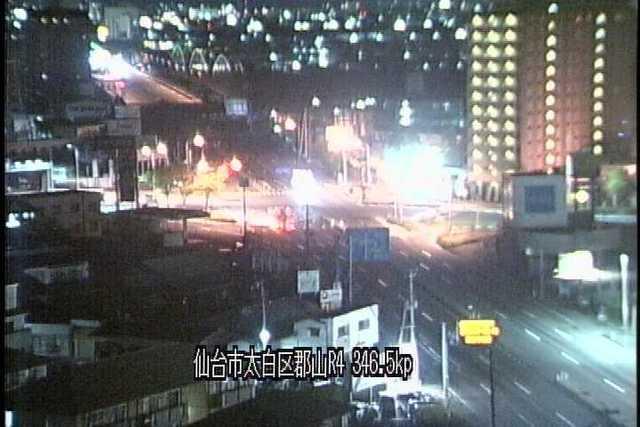 国道4号 仙台河川鉄塔のライブカメラ|宮城県仙台市