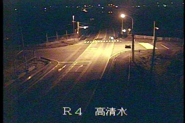 国道4号 高清水のライブカメラ|宮城県栗原市