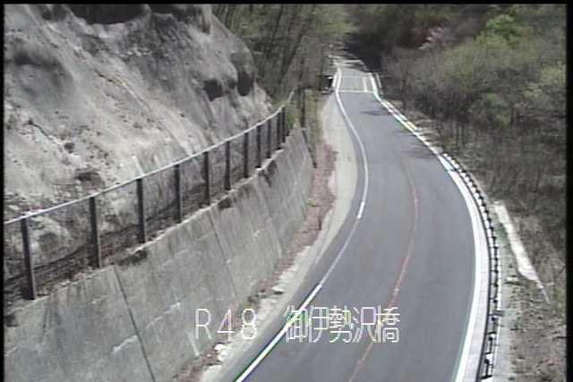 国道48号 御伊勢橋のライブカメラ|宮城県仙台市