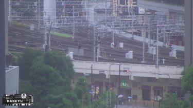 梅田駅前ライブカメラ|大阪府大阪市北区