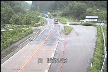 国道13号 及位のライブカメラ|山形県真室川町