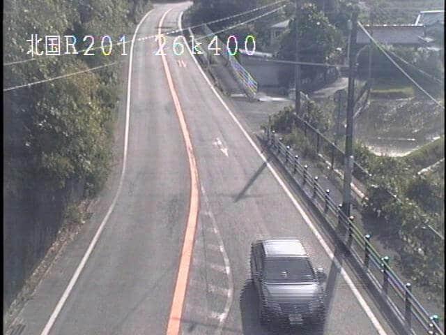 国道201号 鎮西のライブカメラ|福岡県飯塚市