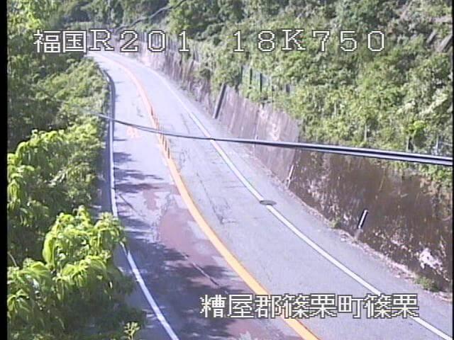 国道201号 篠栗10のライブカメラ|福岡県飯塚市