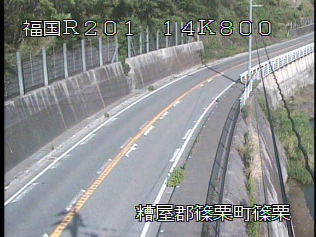 国道201号 篠栗2のライブカメラ|福岡県篠栗町