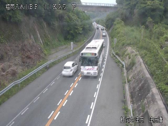 国道201号 津原橋のライブカメラ|福岡県飯塚市