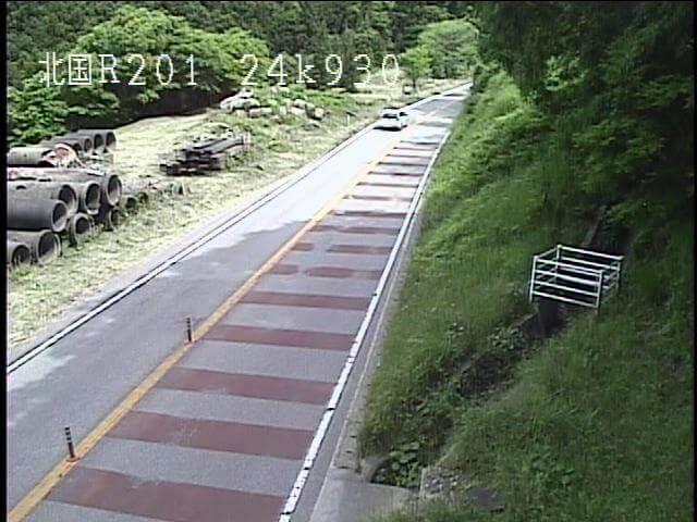 国道201号 八木山12のライブカメラ|福岡県飯塚市