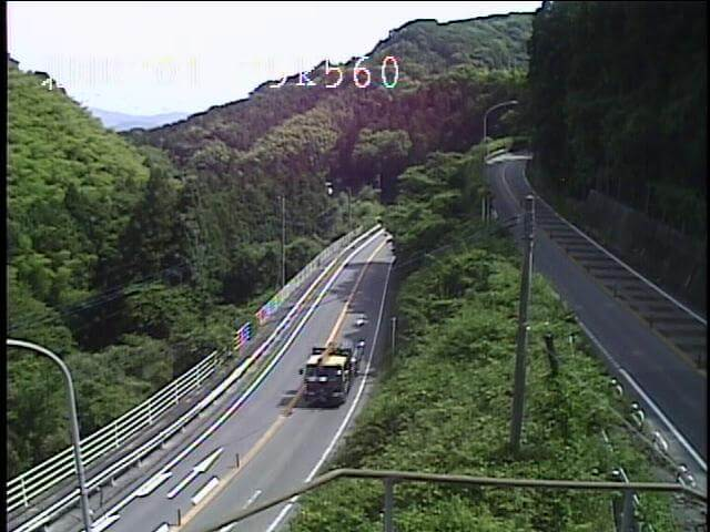 国道201号 八木山15のライブカメラ|福岡県飯塚市