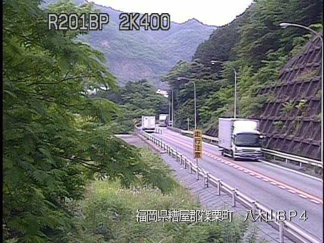 国道201号 八木山バイパス4のライブカメラ|福岡県篠栗町